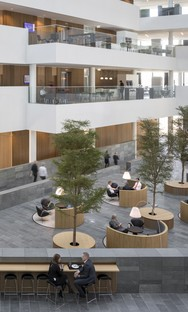 Henning Larsen Architects Sede Nordea Copenhague