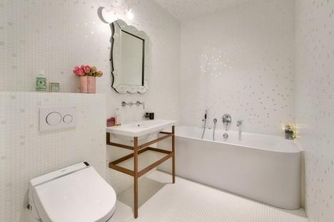 Pisi Design Architects Apartamento en Champ de Mars, París