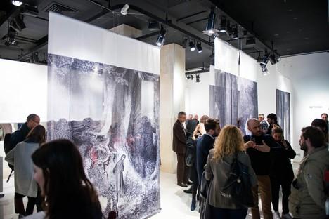 Arquitectura y Divina Comedia - Inaugurada la exposición en SpazioFMG