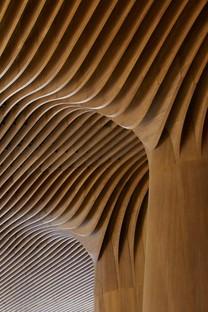 Zaha Hadid Architects CityLife Shopping District Milán