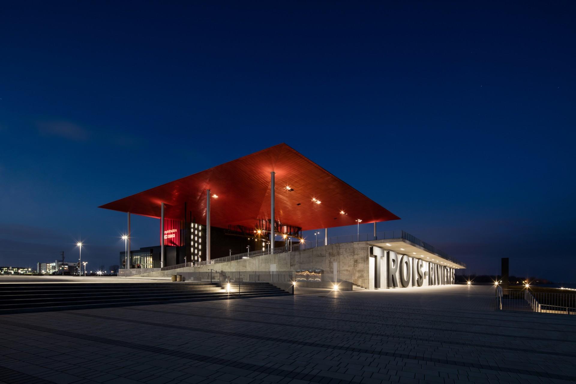 Atelier Paul Laurendeau Anfiteatro Cogeco Canadá