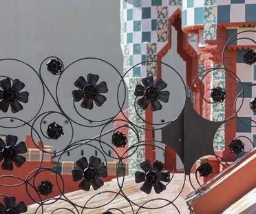 Abierta al público la primera obra de Gaudí Casa Vicens Barcelona