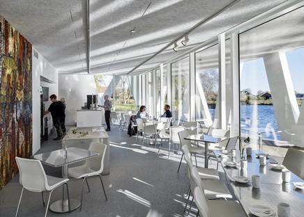 Henning Larsen Architects Art Pavilion Videbæk Dinamarca
