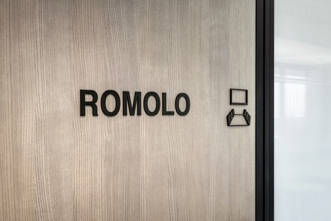 DEGW de Gruppo Lombardini22 para Oracle Italia en Roma