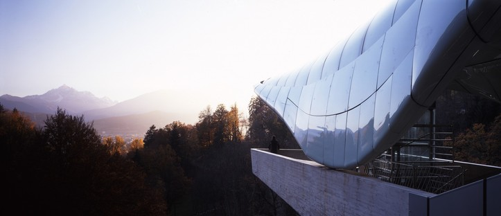 Zaha Hadid el funicular Hungerburg de Innsbruck celebra sus 10 años
