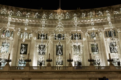 Arquitectura y luz en las noches de Londres y Ámsterdam