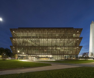 Washington Museum de David Adjaye es Best Design of the Year 2017