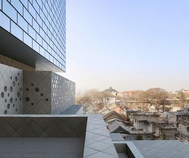 Büro Ole Scheeren Guardian Art Center Pekín