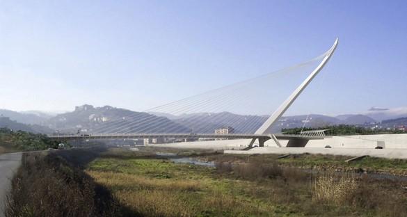 Inaugurado el nuevo puente de Calatrava en Cosenza
