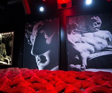 > Aurelio Amendola: Michelangelo affreschi digitali e dintorni Florencia