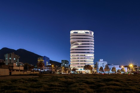 The Gaia Building photo by Sebastian Crespo