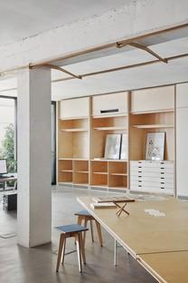 Appareil Za/Pa – co-working office - photo by José Hevia