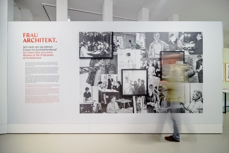 Arquitectura alemana, brutalismo y arquitectura en femenino tres exposiciones en el DAM