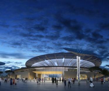Grimshaw Architects Dubai Expo 2020 Sustainability Pavilion