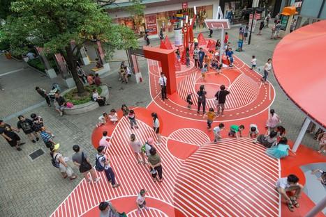 Proyectos urbanos The Rising en Milán y Red Planet en Shanghái