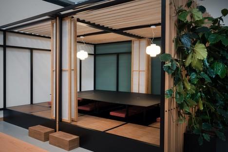Atmósferas japonesas en Milán, entre interiorismo y arte
