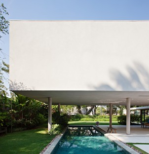AMZ y Perkins + Will vivir en simbiosis con el jardín en São Paulo – Brasil