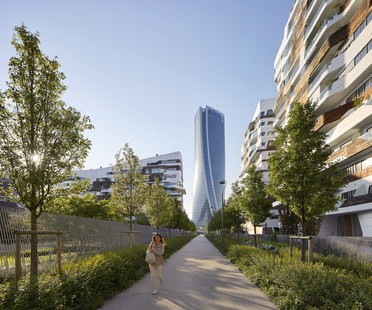 Zaha Hadid Architects Generali Tower Milán