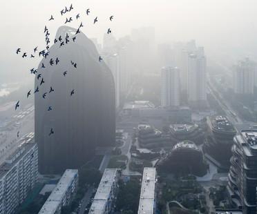 MAD Architects Chaoyang Park Plaza Pekín