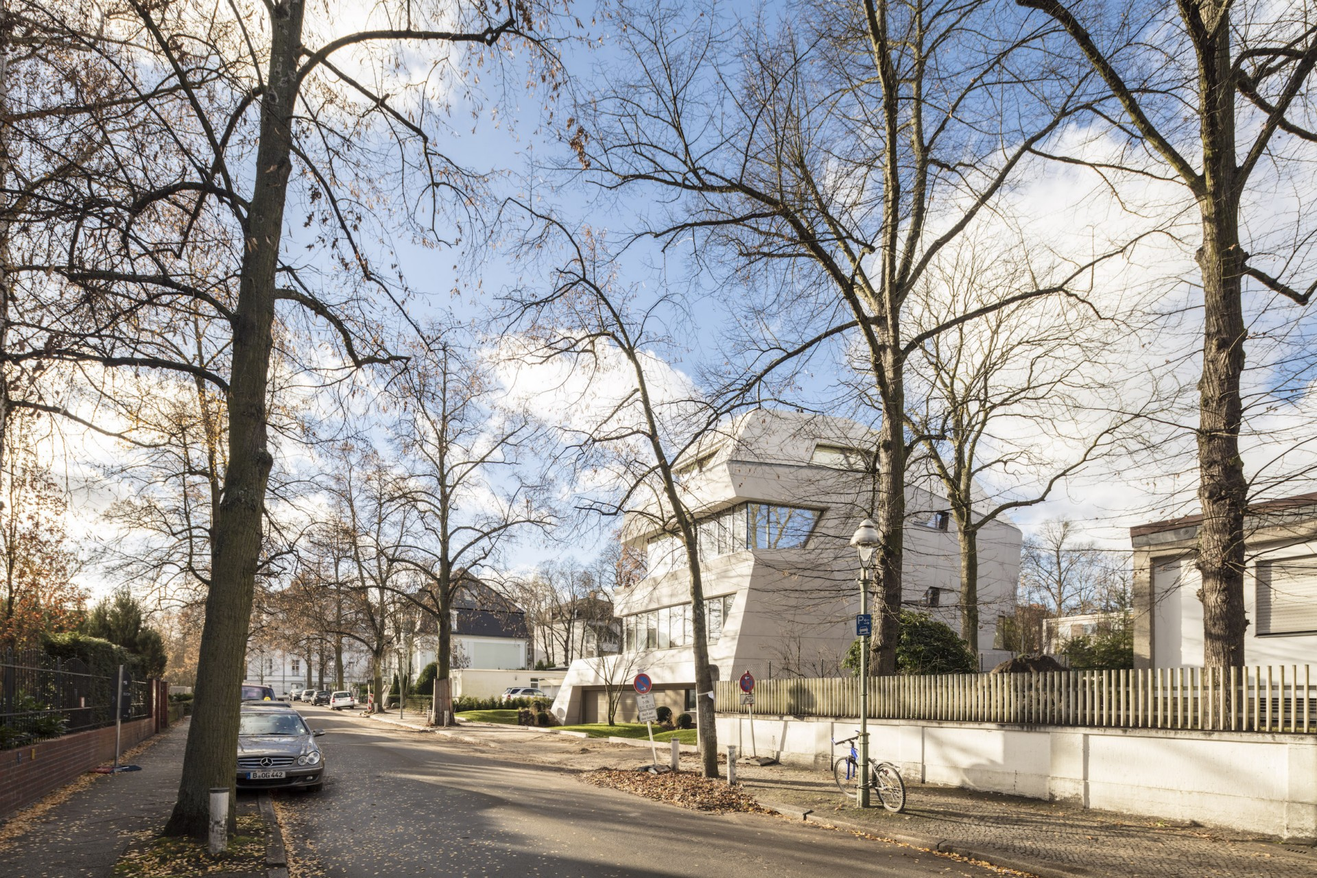 GRAFT Villa M vivienda unifamiliar en Berlín