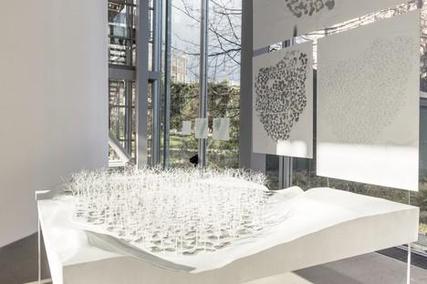 Dos exposiciones, Junya Ishigami en París y Bruno Zevi en Roma