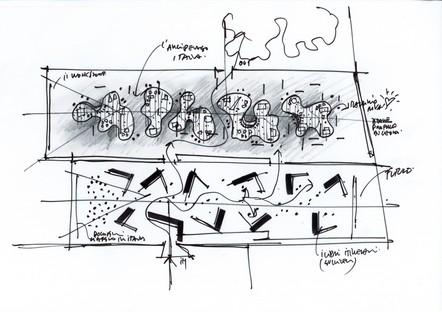 Mario Cucinella y Arcipelago Italia en la Bienal de Arquitectura de Venecia 2018
