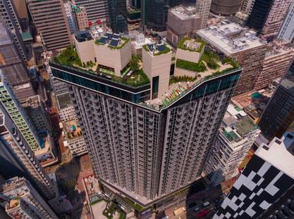 CTBUH Urban Habitat Award premio para rascacielos y entorno urbano