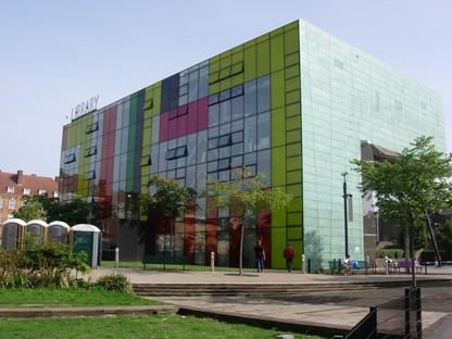 Adiós a Will Alsop, el arquitecto de la Peckham Library