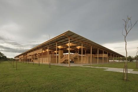 Los 20 mejores edificios del mundo para RIBA y Aleph Zero International Emerging Architect