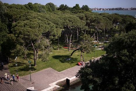 Los ganadores de la Bienal de Arquitectura de Venecia