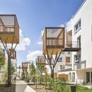 Brenac & Gonzalez Complejo Residencial Romainville