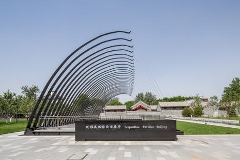 Jiakun Architects primer Serpentine Pavilion Beijing