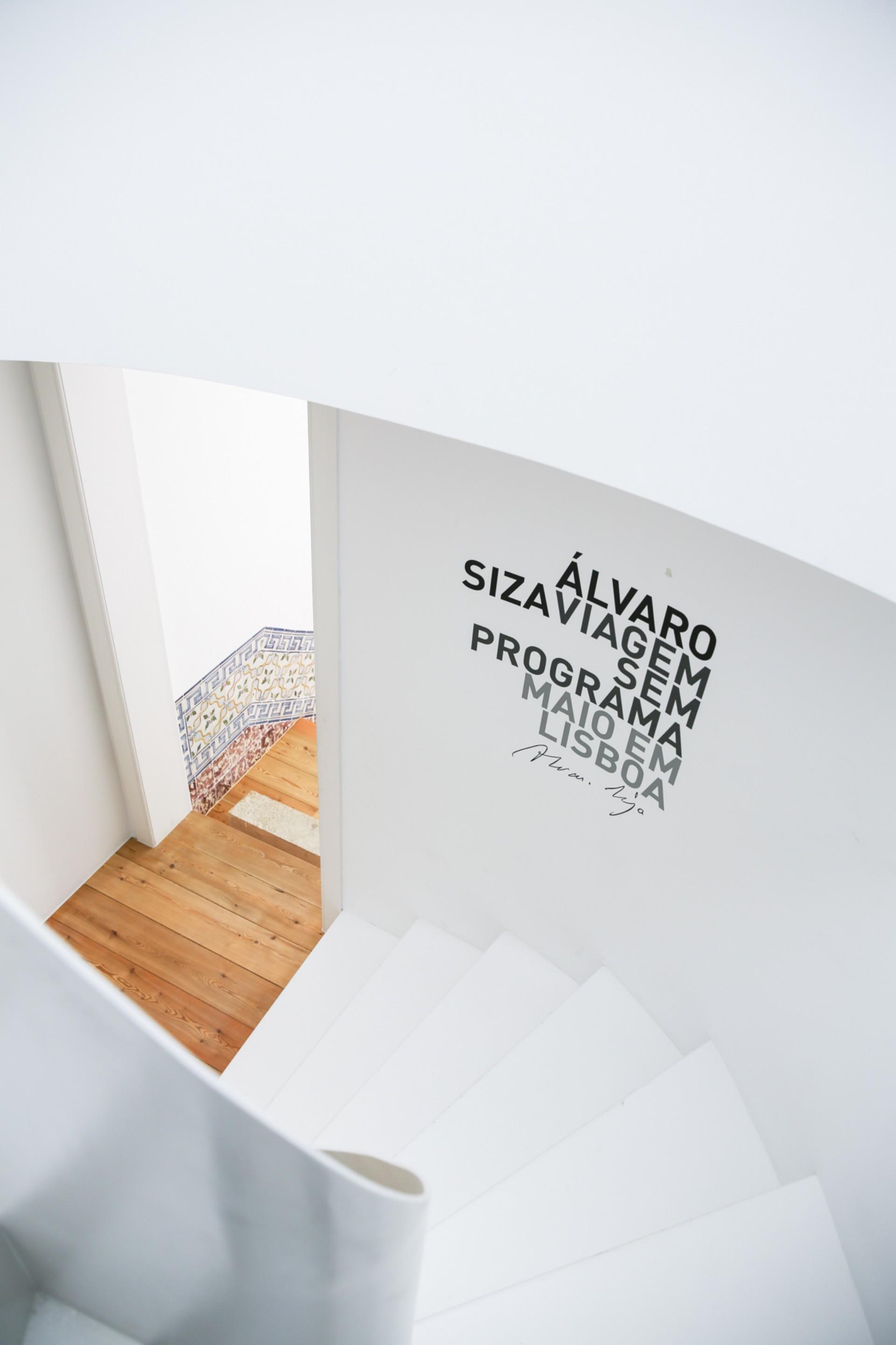 Exposición Álvaro Siza Viagem Sem Programa Lisboa