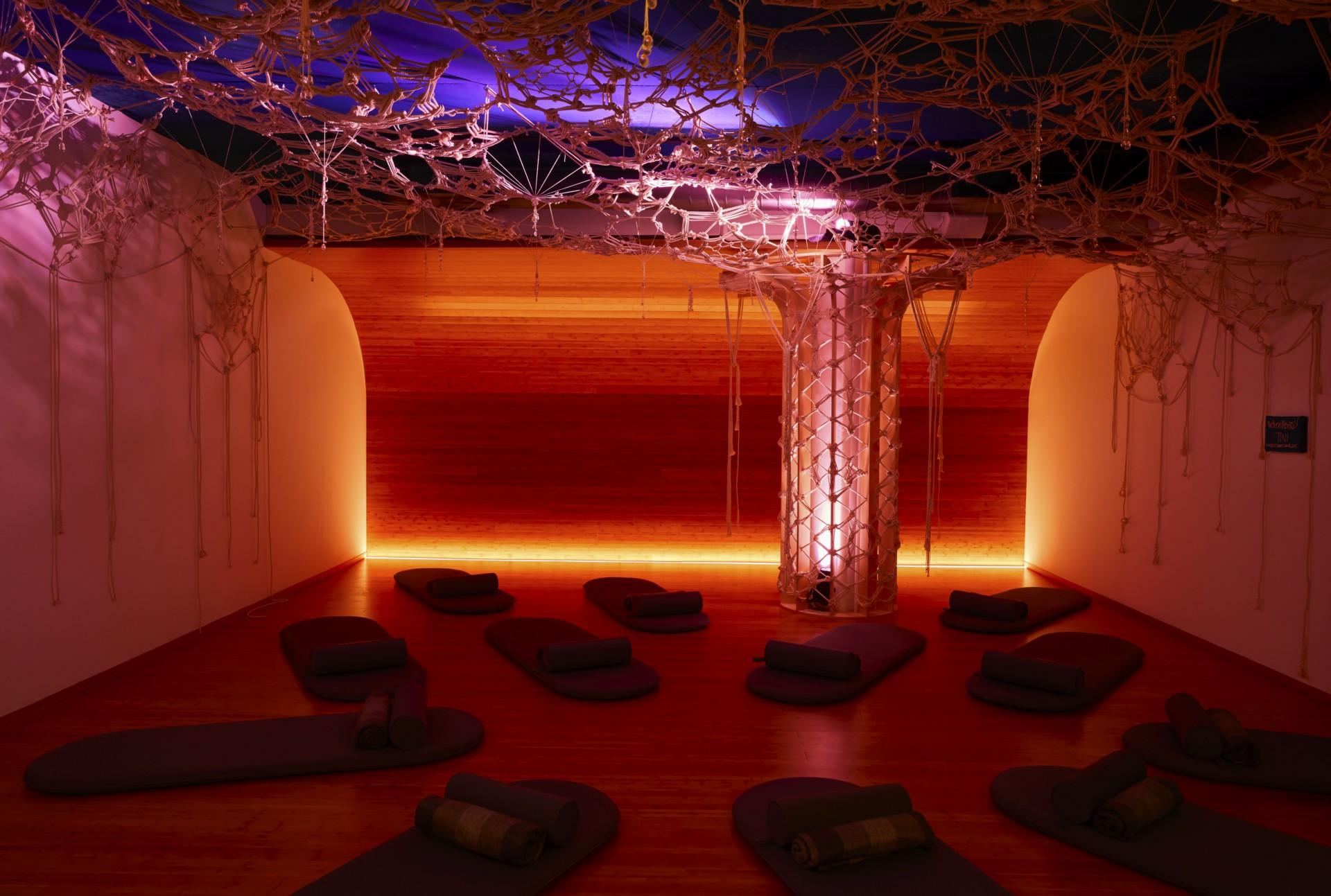 Archi-Tectonics Inscape espacios para la meditación en Nueva York