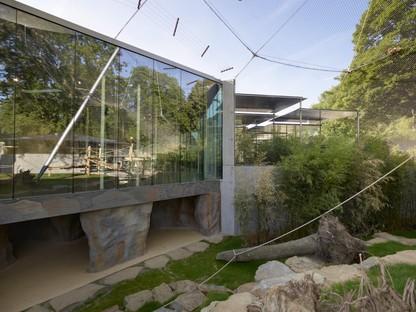 Studio Farris Architects Nuevos espacios para el zoo de Amberes