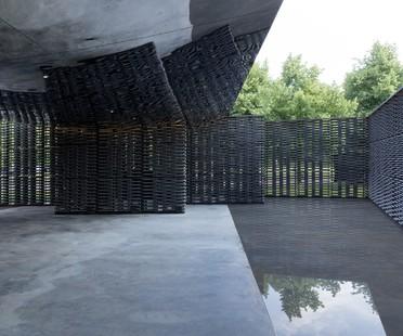 Frida Escobedo Serpentine Pavilion 2018 Londres