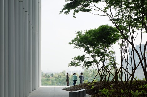 David Chipperfield Architects Amorepacific Headquarters en Seúl