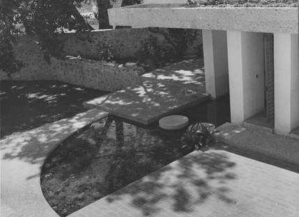 Wright y la Arquitectura Orgánica dos exposiciones en el Iuav