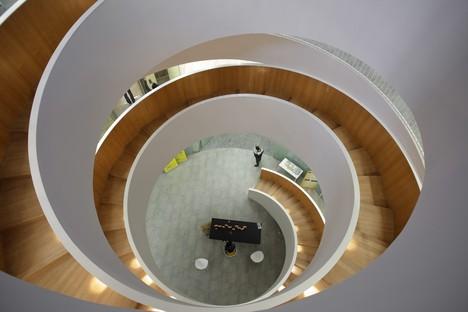 Stefano Boeri Architetti China proyecta las oficinas del futuro en Shanghái