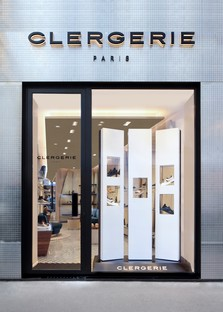 Vudafieri-Saverino Partners Boutique Clergerie en París y Nueva York