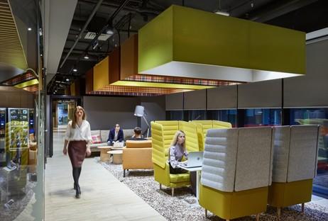 Evolution Design ha creado para Sberbank una sede como la de Google