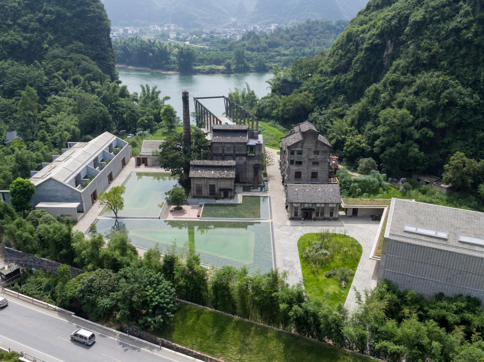 Tres hoteles en China: experiencias únicas recuperando el pasado