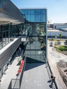 MVRDV SALT un edificio de oficinas en Ámsterdam