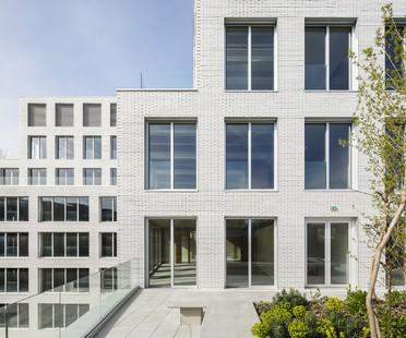 Atelier Zundel Cristea Hotel d'entreprises Binet Paris