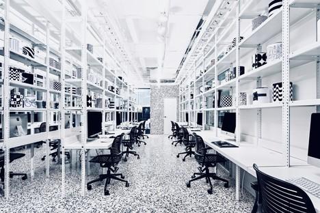 Los diseñadores mexicanos Cadena Asociados tienen una nueva sede en blanco y negro en Monterrey
