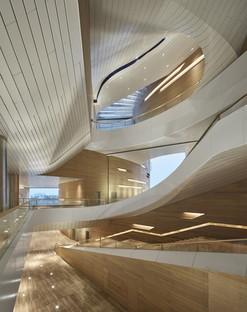 UNStudio Asia Keppel Cove Marina & Clubhouse en Zhongshan