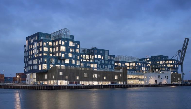 C.F. Møller Architects Copenhagen International School Nordhavn, Copenhague