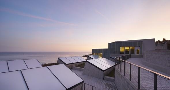 Jamie Fobert Architects nueva Tate St Ives Cornualles