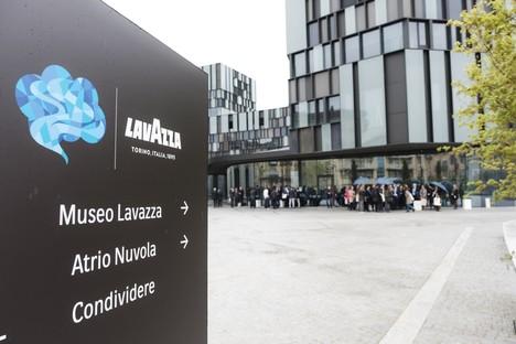 Cino Zucchi, Ferran Adrià y Federico Zanasi, Dante Ferretti y Ralph Appelbaum para Nuvola Lavazza Turín