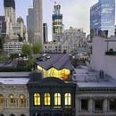 WORKac The Stealth Building vivir sobre los tejados de Nueva York